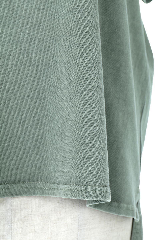 SquareStyleWashedTeeビンテージ風・フレンチスリーブTシャツ大人カジュアルに最適な海外ファッションのothers(その他インポートアイテム)のトップスやTシャツ。ビンテージ風のピグメント加工がポイントのビッグTee。フレンチスリーブで肩から腕のラインをキレイに見せてくれます。/main-35