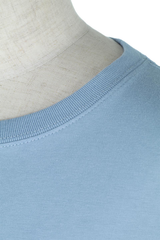 RoundHemBigSilhouetteTeeビッグシルエット・ラウンドTシャツ大人カジュアルに最適な海外ファッションのothers(その他インポートアイテム)のトップスやカットソー。ボディラインと裾に丸みを持たせたデザインのロングTシャツ。ドロップショルダーでルーズでリラックス感あふれるシルエットを作ります。/main-16