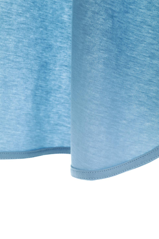 RoundHemBigSilhouetteTeeビッグシルエット・ラウンドTシャツ大人カジュアルに最適な海外ファッションのothers(その他インポートアイテム)のトップスやカットソー。ボディラインと裾に丸みを持たせたデザインのロングTシャツ。ドロップショルダーでルーズでリラックス感あふれるシルエットを作ります。/main-20