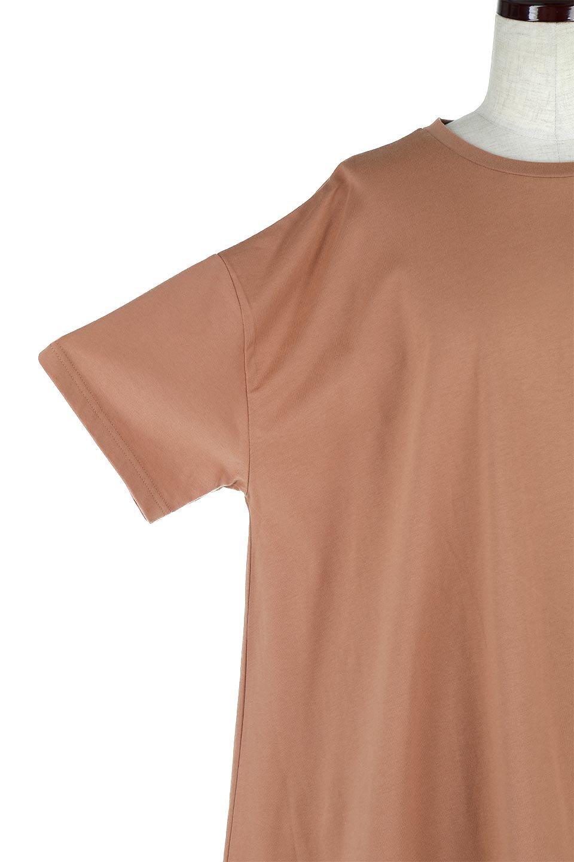 AsymmetricalHemBigTeeアシメントリー・ビッグシルエットTシャツ大人カジュアルに最適な海外ファッションのothers(その他インポートアイテム)のトップスやカットソー。斜めにカットされたアシメントリーの裾がポイントのビッグTee。ゆったりとしたリラックス感のあるシルエットで、ややAラインのシルエットが可愛いアイテム。/main-15