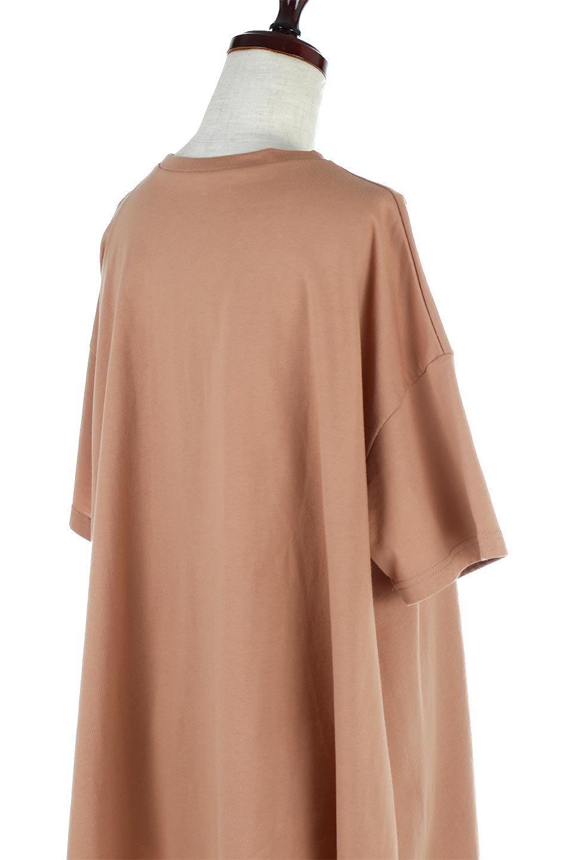 AsymmetricalHemBigTeeアシメントリー・ビッグシルエットTシャツ大人カジュアルに最適な海外ファッションのothers(その他インポートアイテム)のトップスやカットソー。斜めにカットされたアシメントリーの裾がポイントのビッグTee。ゆったりとしたリラックス感のあるシルエットで、ややAラインのシルエットが可愛いアイテム。/main-17