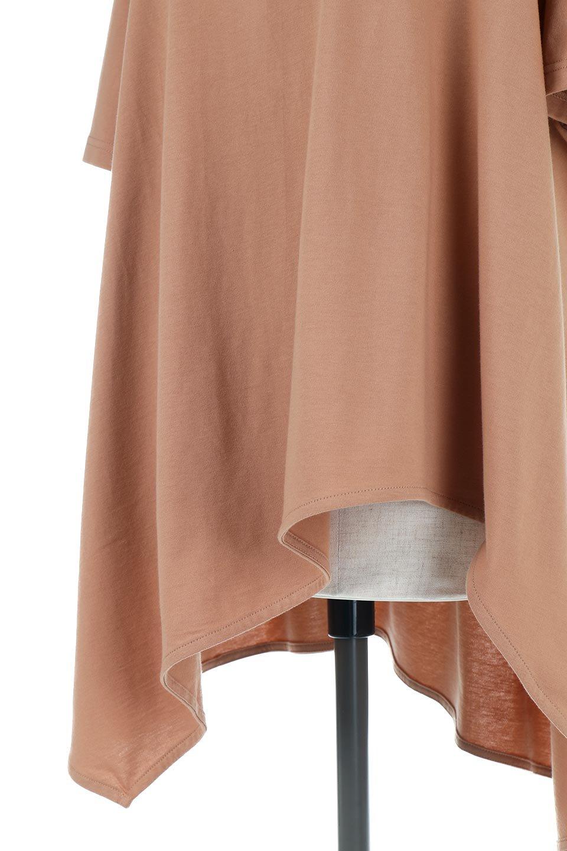 AsymmetricalHemBigTeeアシメントリー・ビッグシルエットTシャツ大人カジュアルに最適な海外ファッションのothers(その他インポートアイテム)のトップスやカットソー。斜めにカットされたアシメントリーの裾がポイントのビッグTee。ゆったりとしたリラックス感のあるシルエットで、ややAラインのシルエットが可愛いアイテム。/main-18
