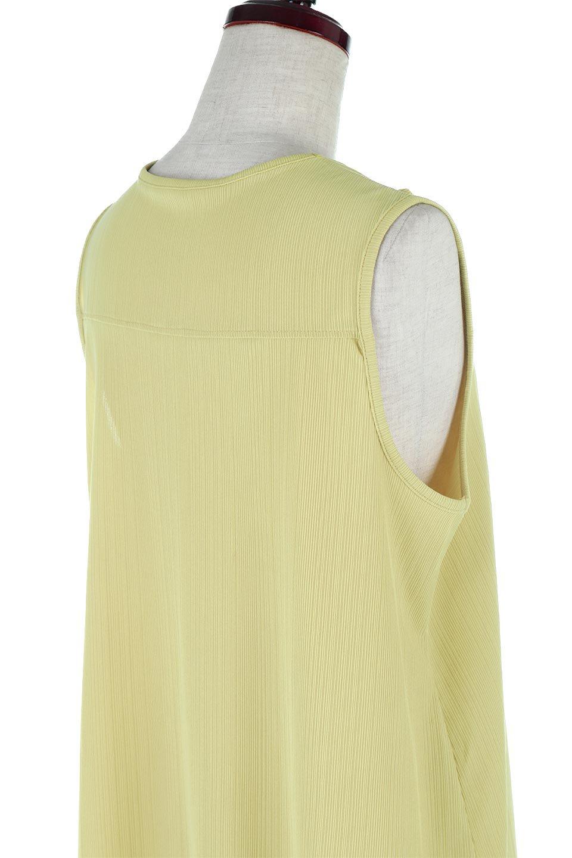 PinTuckSleevelessBlouseピンタック・ノースリーブトップス大人カジュアルに最適な海外ファッションのothers(その他インポートアイテム)のトップスやシャツ・ブラウス。リブのようなボリューム感のあるピンタックが上品なノースリーブのトップス。肩のフリルから落ちるタックデザインが立体的で、裾の動きがかわいいアイテム。/main-16