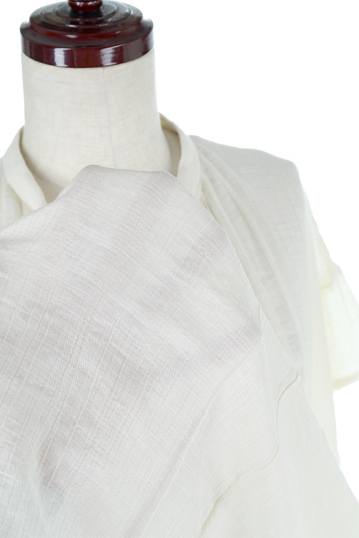 PinTuckBandCollarBlouseピンタック・ガーゼブラウス大人カジュアルに最適な海外ファッションのothers(その他インポートアイテム)のトップスやシャツ・ブラウス。首元から伸びるピンタックのデザインが可愛い半袖ブラウス。首元にはボタンがひとつあり、閉めるときちっとした印象に、開くと涼し気で抜け感のある印象になります。/main-25