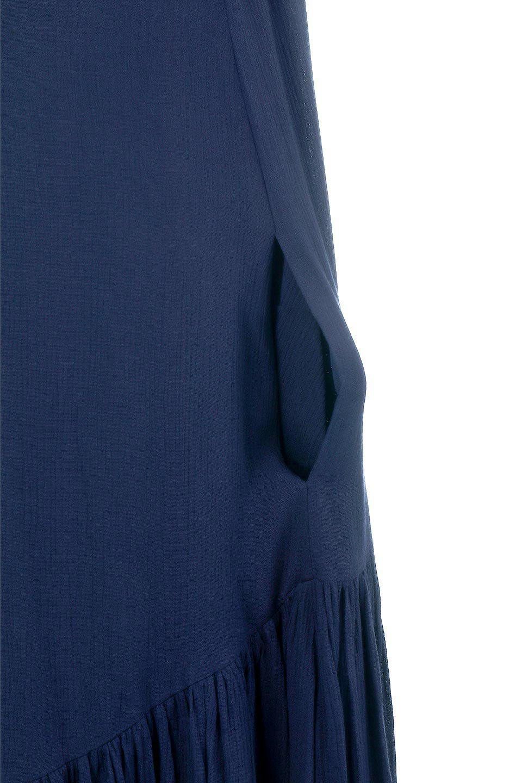 CrossedBackStrapSummerDressバックデザイン・サマードレス大人カジュアルに最適な海外ファッションのothers(その他インポートアイテム)のワンピースやマキシワンピース。背中のデザインがポイントのサマードレス。揺れるフォルム、カーブを描く曲線に、流れるようなギャザー、どこを見えても女性を美しく見せてくれるワンピース。/main-17