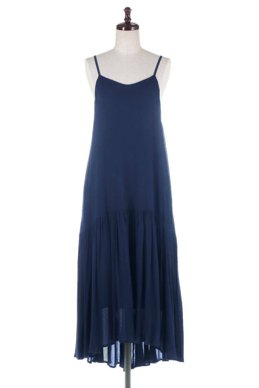 CrossedBackStrapSummerDressバックデザイン・サマードレス大人カジュアルに最適な海外ファッションのothers(その他インポートアイテム)のワンピースやマキシワンピース。背中のデザインがポイントのサマードレス。揺れるフォルム、カーブを描く曲線に、流れるようなギャザー、どこを見えても女性を美しく見せてくれるワンピース。/main-5