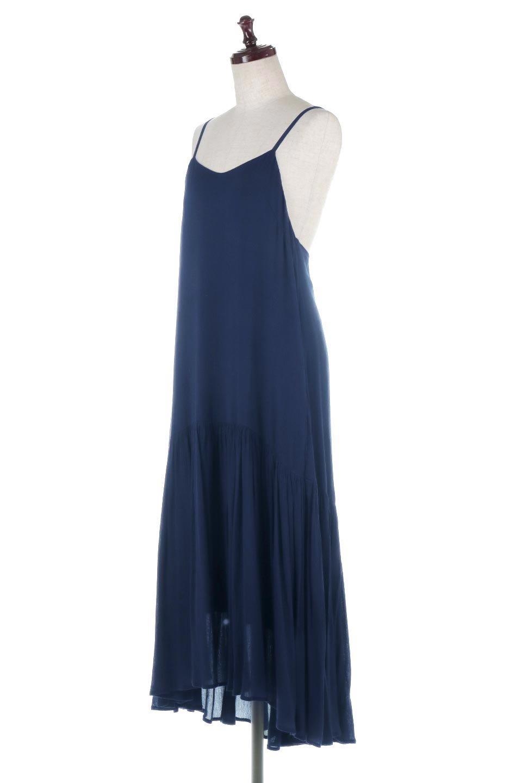 CrossedBackStrapSummerDressバックデザイン・サマードレス大人カジュアルに最適な海外ファッションのothers(その他インポートアイテム)のワンピースやマキシワンピース。背中のデザインがポイントのサマードレス。揺れるフォルム、カーブを描く曲線に、流れるようなギャザー、どこを見えても女性を美しく見せてくれるワンピース。/main-6