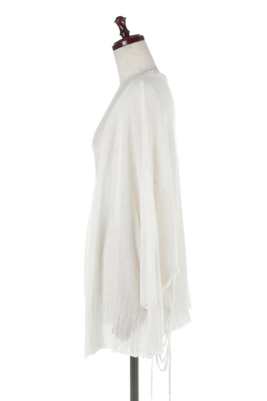 DolmanSleeveShearLoseKnitCardiganドルマンスリーブ・シアーニットカーディガン大人カジュアルに最適な海外ファッションのothers(その他インポートアイテム)のアウターやカーディガン。程よい透け感とゆったりとしたルーズなシルエットが魅力のニットカーディガン。やや長めの着丈と、ドルマンスリーブが体型カバーをしつつ、身体のラインを美しく見せてくれます。/main-7