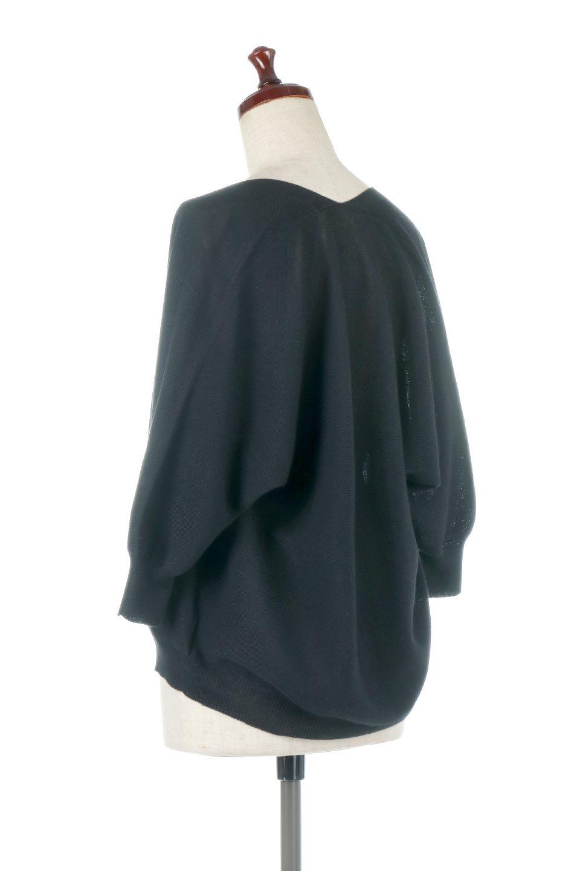 SeamlessShortCardigansホールガーメント・ショートカーディガン大人カジュアルに最適な海外ファッションのothers(その他インポートアイテム)のアウターやカーディガン。服の状態で編み上げるホールガーメント製法を用いたシームレス(無縫製)のカーディガン。縫い目が無いので、ノースリーブなどお肌が直接触れる部分が多い季節でも、チクチクを軽減してくれます。/main-13