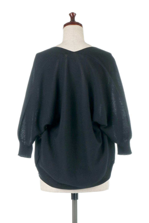 SeamlessShortCardigansホールガーメント・ショートカーディガン大人カジュアルに最適な海外ファッションのothers(その他インポートアイテム)のアウターやカーディガン。服の状態で編み上げるホールガーメント製法を用いたシームレス(無縫製)のカーディガン。縫い目が無いので、ノースリーブなどお肌が直接触れる部分が多い季節でも、チクチクを軽減してくれます。/main-14