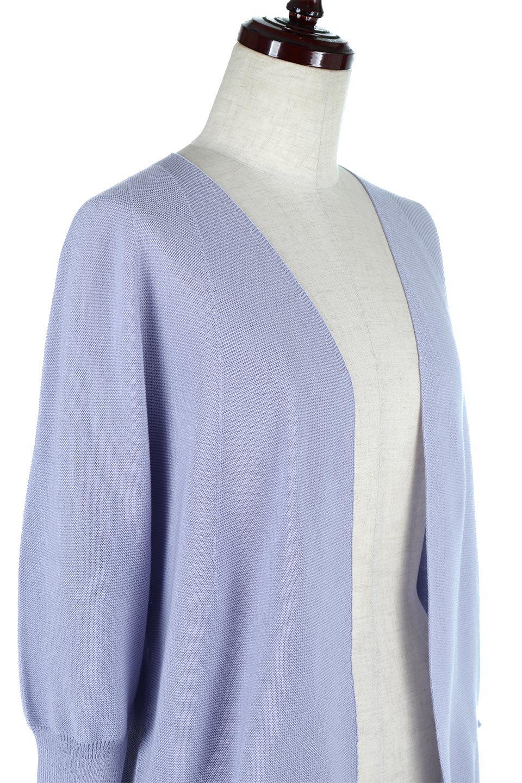 SeamlessShortCardigansホールガーメント・ショートカーディガン大人カジュアルに最適な海外ファッションのothers(その他インポートアイテム)のアウターやカーディガン。服の状態で編み上げるホールガーメント製法を用いたシームレス(無縫製)のカーディガン。縫い目が無いので、ノースリーブなどお肌が直接触れる部分が多い季節でも、チクチクを軽減してくれます。/main-15