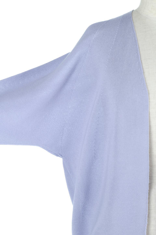 SeamlessShortCardigansホールガーメント・ショートカーディガン大人カジュアルに最適な海外ファッションのothers(その他インポートアイテム)のアウターやカーディガン。服の状態で編み上げるホールガーメント製法を用いたシームレス(無縫製)のカーディガン。縫い目が無いので、ノースリーブなどお肌が直接触れる部分が多い季節でも、チクチクを軽減してくれます。/main-19