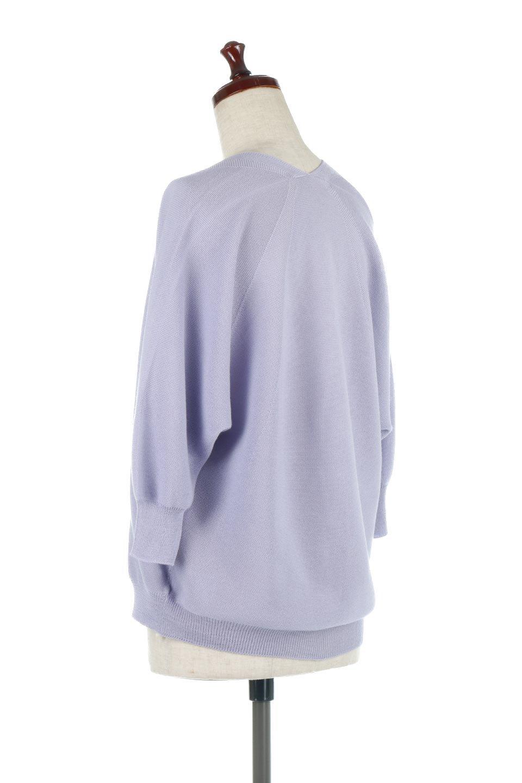 SeamlessShortCardigansホールガーメント・ショートカーディガン大人カジュアルに最適な海外ファッションのothers(その他インポートアイテム)のアウターやカーディガン。服の状態で編み上げるホールガーメント製法を用いたシームレス(無縫製)のカーディガン。縫い目が無いので、ノースリーブなどお肌が直接触れる部分が多い季節でも、チクチクを軽減してくれます。/main-3