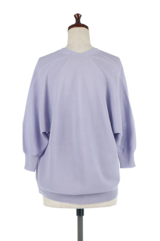SeamlessShortCardigansホールガーメント・ショートカーディガン大人カジュアルに最適な海外ファッションのothers(その他インポートアイテム)のアウターやカーディガン。服の状態で編み上げるホールガーメント製法を用いたシームレス(無縫製)のカーディガン。縫い目が無いので、ノースリーブなどお肌が直接触れる部分が多い季節でも、チクチクを軽減してくれます。/main-4