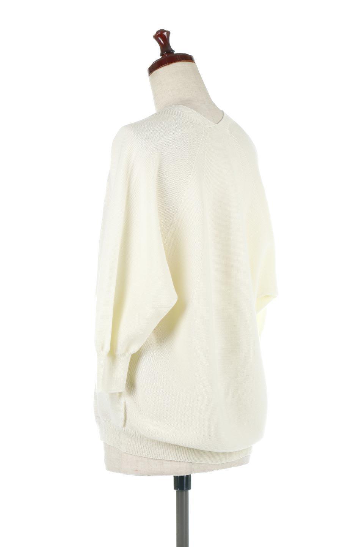 SeamlessShortCardigansホールガーメント・ショートカーディガン大人カジュアルに最適な海外ファッションのothers(その他インポートアイテム)のアウターやカーディガン。服の状態で編み上げるホールガーメント製法を用いたシームレス(無縫製)のカーディガン。縫い目が無いので、ノースリーブなどお肌が直接触れる部分が多い季節でも、チクチクを軽減してくれます。/main-8