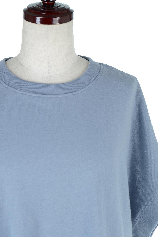 FrenchSleevePullOverTeeフレンチスリーブ・Tシャツ大人カジュアルに最適な海外ファッションのothers(その他インポートアイテム)のトップスやTシャツ。シンプルでつい着たくなる素材とシルエットが自慢のTシャツ。身体のラインをひろいづらい、しっかりとした中肉の暑さの安心カットソー生地のアイテムです。/main-21