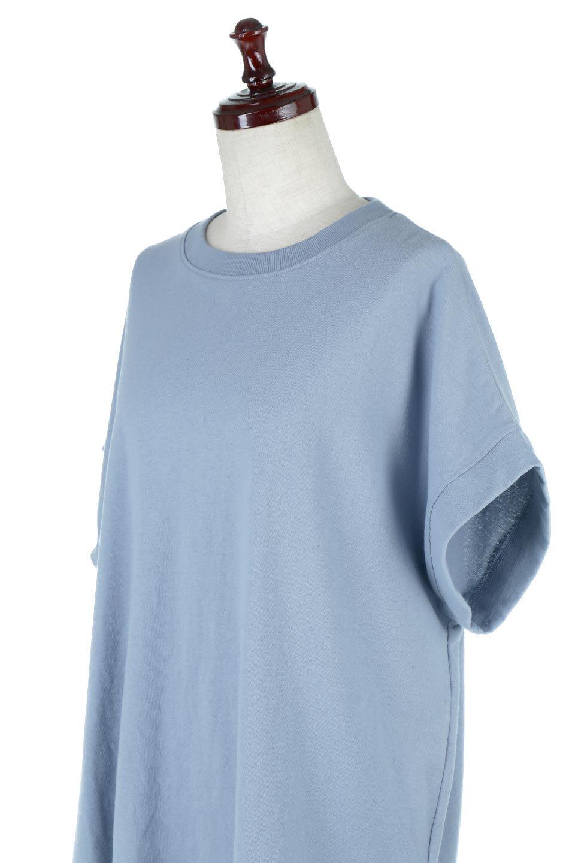 FrenchSleevePullOverTeeフレンチスリーブ・Tシャツ大人カジュアルに最適な海外ファッションのothers(その他インポートアイテム)のトップスやTシャツ。シンプルでつい着たくなる素材とシルエットが自慢のTシャツ。身体のラインをひろいづらい、しっかりとした中肉の暑さの安心カットソー生地のアイテムです。/main-22