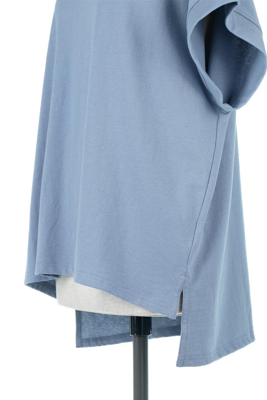 FrenchSleevePullOverTeeフレンチスリーブ・Tシャツ大人カジュアルに最適な海外ファッションのothers(その他インポートアイテム)のトップスやTシャツ。シンプルでつい着たくなる素材とシルエットが自慢のTシャツ。身体のラインをひろいづらい、しっかりとした中肉の暑さの安心カットソー生地のアイテムです。/main-25