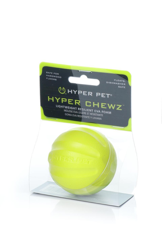 HyperPetのChewzEVAFoamBallハイフロート・耐久性EVAボール大人カジュアルに最適な海外ファッションのothers(その他インポートアイテム)のドッググッズやその他。視認性に優れたペット用ボール。耐久性のあるEVAを使用し噛む力の強いワンちゃんにもオススメのボールです。