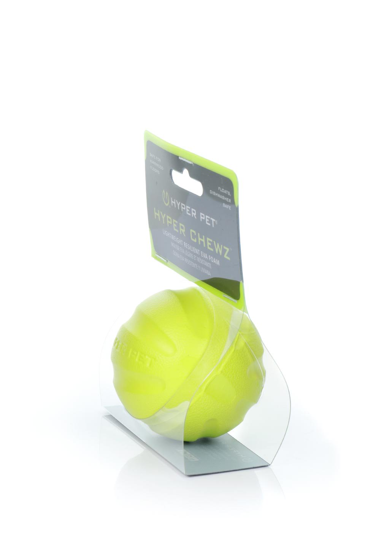 HyperPetのChewzEVAFoamBallハイフロート・耐久性EVAボール大人カジュアルに最適な海外ファッションのothers(その他インポートアイテム)のドッググッズやその他。視認性に優れたペット用ボール。耐久性のあるEVAを使用し噛む力の強いワンちゃんにもオススメのボールです。/main-1