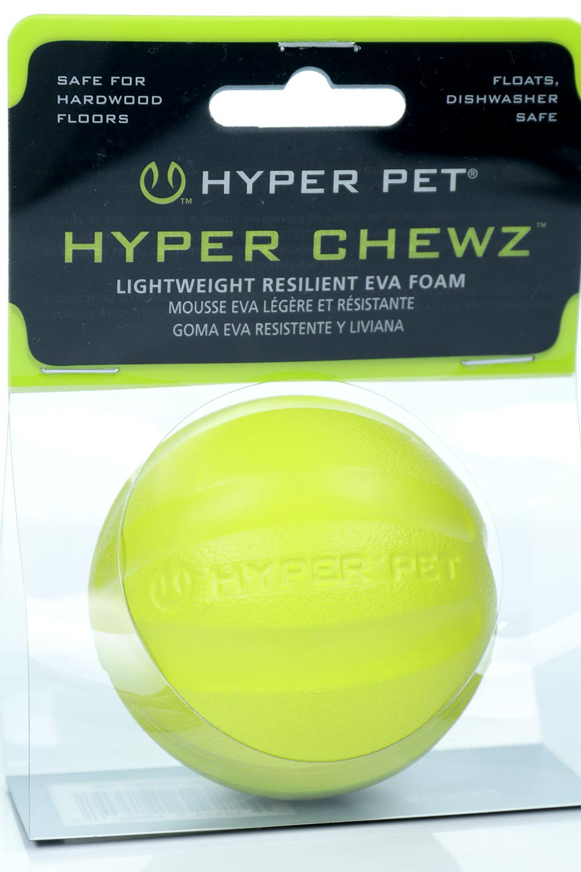 HyperPetのChewzEVAFoamBallハイフロート・耐久性EVAボール大人カジュアルに最適な海外ファッションのothers(その他インポートアイテム)のドッググッズやその他。視認性に優れたペット用ボール。耐久性のあるEVAを使用し噛む力の強いワンちゃんにもオススメのボールです。/main-5
