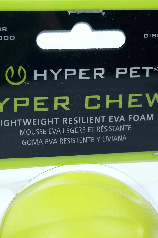 HyperPetのChewzEVAFoamBallハイフロート・耐久性EVAボール大人カジュアルに最適な海外ファッションのothers(その他インポートアイテム)のドッググッズやその他。視認性に優れたペット用ボール。耐久性のあるEVAを使用し噛む力の強いワンちゃんにもオススメのボールです。/main-6