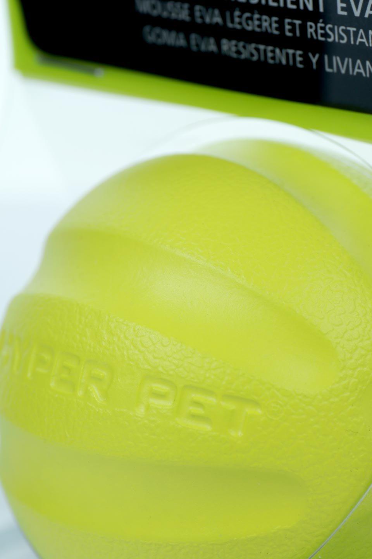 HyperPetのChewzEVAFoamBallハイフロート・耐久性EVAボール大人カジュアルに最適な海外ファッションのothers(その他インポートアイテム)のドッググッズやその他。視認性に優れたペット用ボール。耐久性のあるEVAを使用し噛む力の強いワンちゃんにもオススメのボールです。/main-7