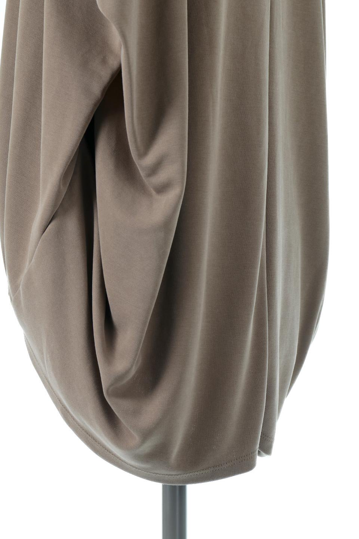 CocoonDesignWashedPullOverウォッシュ加工・コクーンプルオーバー大人カジュアルに最適な海外ファッションのothers(その他インポートアイテム)のトップスやカットソー。Tシャツのように気軽に使える、ドレープがきれいなカットソー。シルクのような滑らかさと光沢がある生地は見た目以上にしっかりしています。/main-21