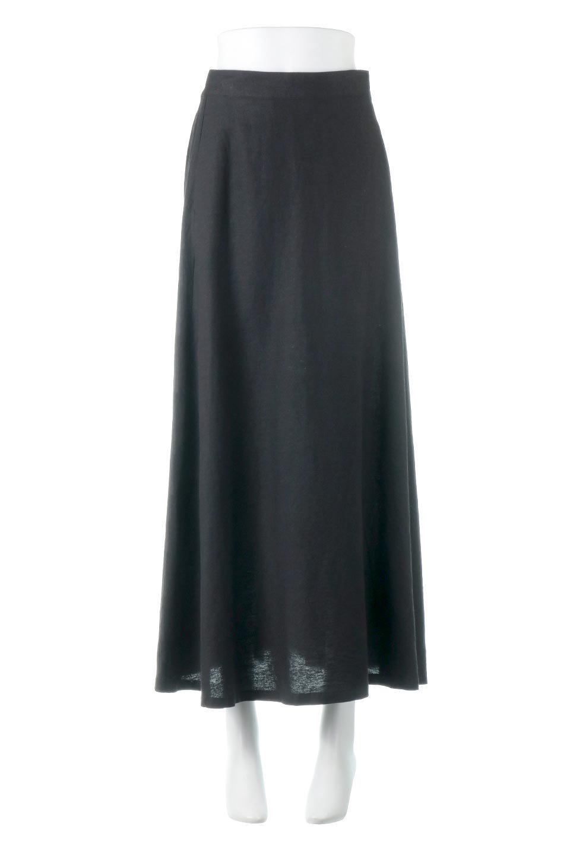 FrenchLinenSemiFlareSkirtフレンチリネン・セミフレアスカート大人カジュアルに最適な海外ファッションのothers(その他インポートアイテム)のボトムやスカート。こなれ感がある大人カジュアルにピッタリのリネン素材を使用したマキシスカート。バックベルトにのみゴム入りなのでウエストがスッキリ見えます。/main-10