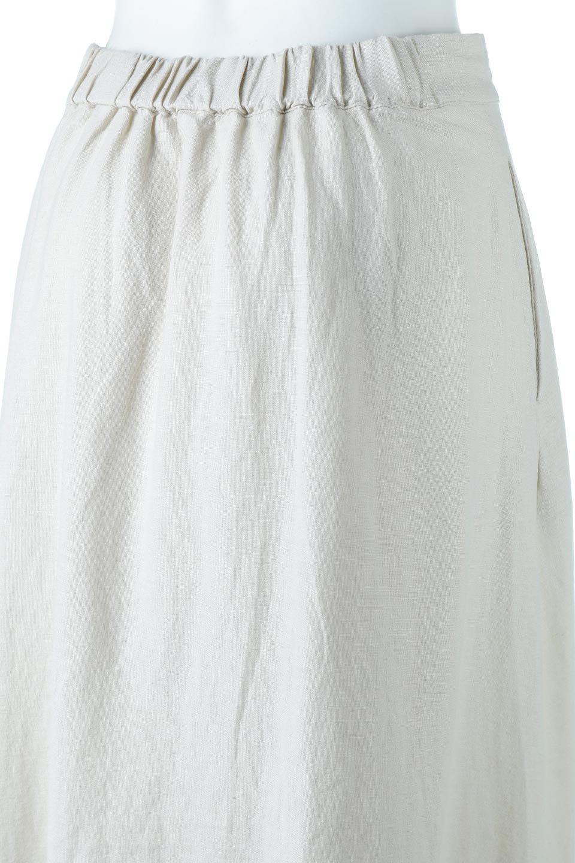 FrenchLinenSemiFlareSkirtフレンチリネン・セミフレアスカート大人カジュアルに最適な海外ファッションのothers(その他インポートアイテム)のボトムやスカート。こなれ感がある大人カジュアルにピッタリのリネン素材を使用したマキシスカート。バックベルトにのみゴム入りなのでウエストがスッキリ見えます。/main-16