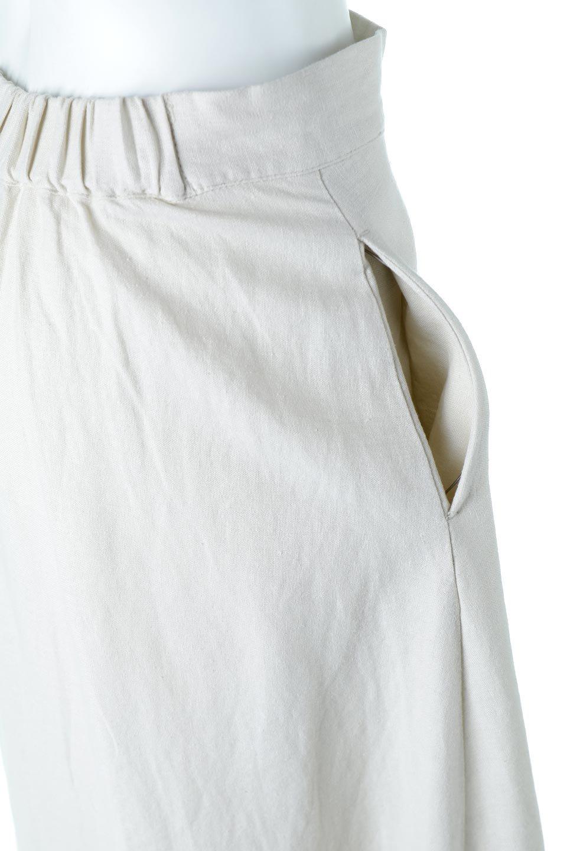 FrenchLinenSemiFlareSkirtフレンチリネン・セミフレアスカート大人カジュアルに最適な海外ファッションのothers(その他インポートアイテム)のボトムやスカート。こなれ感がある大人カジュアルにピッタリのリネン素材を使用したマキシスカート。バックベルトにのみゴム入りなのでウエストがスッキリ見えます。/main-17