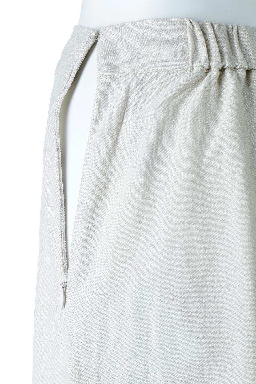 FrenchLinenSemiFlareSkirtフレンチリネン・セミフレアスカート大人カジュアルに最適な海外ファッションのothers(その他インポートアイテム)のボトムやスカート。こなれ感がある大人カジュアルにピッタリのリネン素材を使用したマキシスカート。バックベルトにのみゴム入りなのでウエストがスッキリ見えます。/main-19