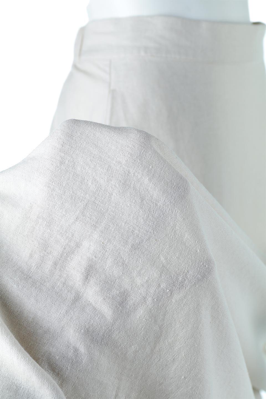 FrenchLinenSemiFlareSkirtフレンチリネン・セミフレアスカート大人カジュアルに最適な海外ファッションのothers(その他インポートアイテム)のボトムやスカート。こなれ感がある大人カジュアルにピッタリのリネン素材を使用したマキシスカート。バックベルトにのみゴム入りなのでウエストがスッキリ見えます。/main-21