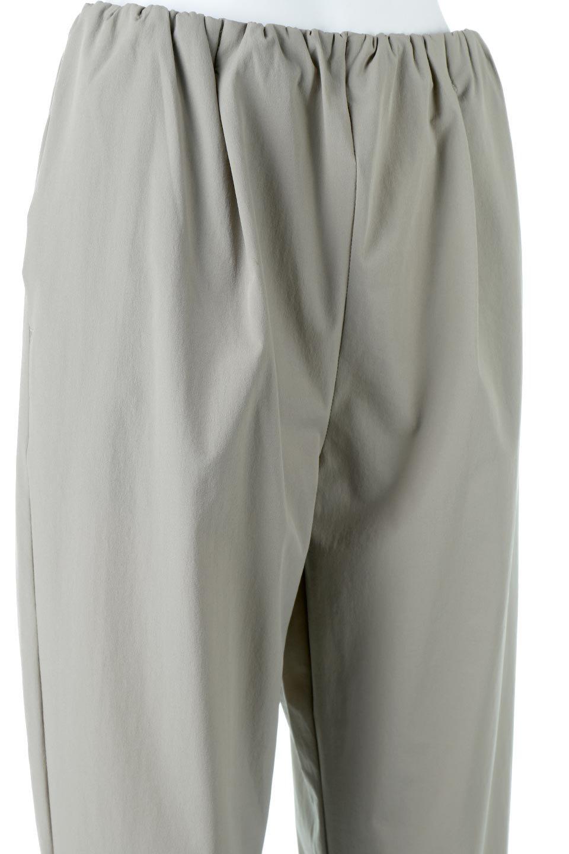 Anti-UVCoolTouchPants接触冷感+UV加工・テーパードパンツ大人カジュアルに最適な海外ファッションのothers(その他インポートアイテム)のボトムやパンツ。ウエストゴムでストレスフリーな履き心地のサラサラ触感のパンツ。ヒップもゆったりとゆとりをもたせているので下着のラインも気にならず、透け感もないので安心のアイテム。/main-10