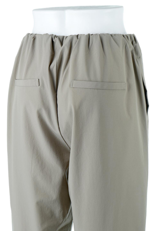 Anti-UVCoolTouchPants接触冷感+UV加工・テーパードパンツ大人カジュアルに最適な海外ファッションのothers(その他インポートアイテム)のボトムやパンツ。ウエストゴムでストレスフリーな履き心地のサラサラ触感のパンツ。ヒップもゆったりとゆとりをもたせているので下着のラインも気にならず、透け感もないので安心のアイテム。/main-11