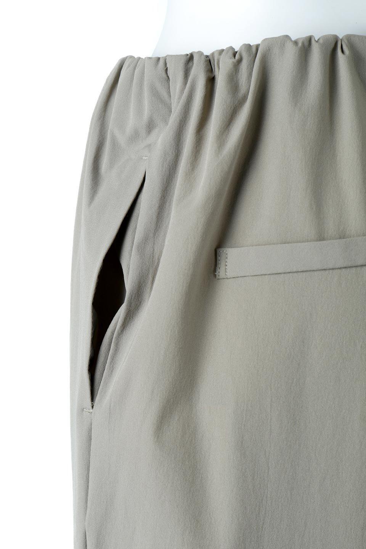 Anti-UVCoolTouchPants接触冷感+UV加工・テーパードパンツ大人カジュアルに最適な海外ファッションのothers(その他インポートアイテム)のボトムやパンツ。ウエストゴムでストレスフリーな履き心地のサラサラ触感のパンツ。ヒップもゆったりとゆとりをもたせているので下着のラインも気にならず、透け感もないので安心のアイテム。/main-12