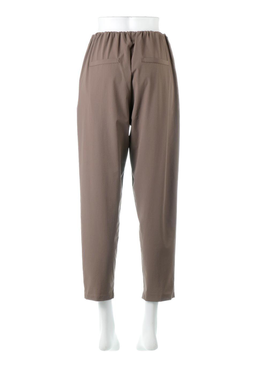 Anti-UVCoolTouchPants接触冷感+UV加工・テーパードパンツ大人カジュアルに最適な海外ファッションのothers(その他インポートアイテム)のボトムやパンツ。ウエストゴムでストレスフリーな履き心地のサラサラ触感のパンツ。ヒップもゆったりとゆとりをもたせているので下着のラインも気にならず、透け感もないので安心のアイテム。/main-9
