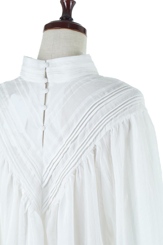 PinTuckStripeTunicBlouseストライプ・チュニックブラウス大人カジュアルに最適な海外ファッションのothers(その他インポートアイテム)のトップスやシャツ・ブラウス。前後の着用ができる2Wayタイプのチュニックブラウス。上品なシアー感のあるストライプの生地で、キレイめにもカジュアルにも楽しめるアイテムです。/main-22