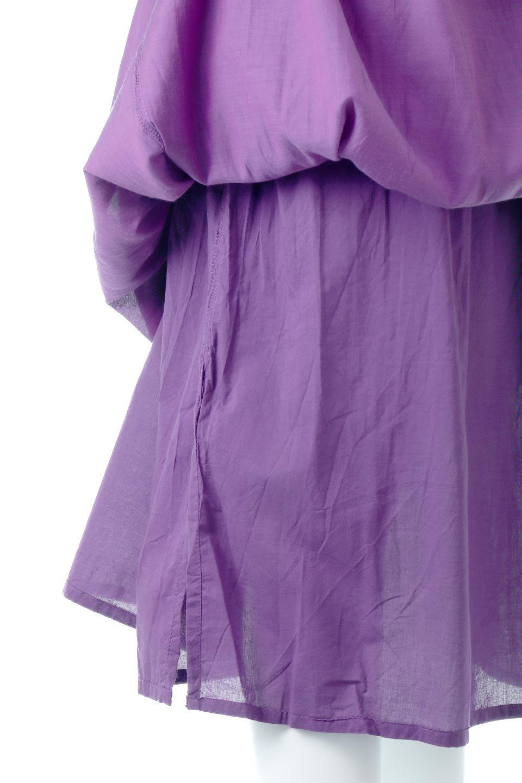 SemiSheerFlareSkirtスシボイル・フレアロングスカート大人カジュアルに最適な海外ファッションのothers(その他インポートアイテム)のボトムやスカート。ビスコース(レーヨン)とコットンのスシボイル生地を使用した発色の良いフレアスカート。スシボイルは上品な透け感と表面に若干の光沢があり、非常に人気のある素材です。/main-24