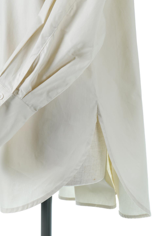 V-YokeLongSleeveBlouseVヨーク・長袖ブラウス大人カジュアルに最適な海外ファッションのothers(その他インポートアイテム)のトップスやシャツ・ブラウス。V字のヨークが印象的な長袖ブラウス。程よい張りがある生地を使用した大きめシルエットで春まで楽しめるアイテムです。/main-20