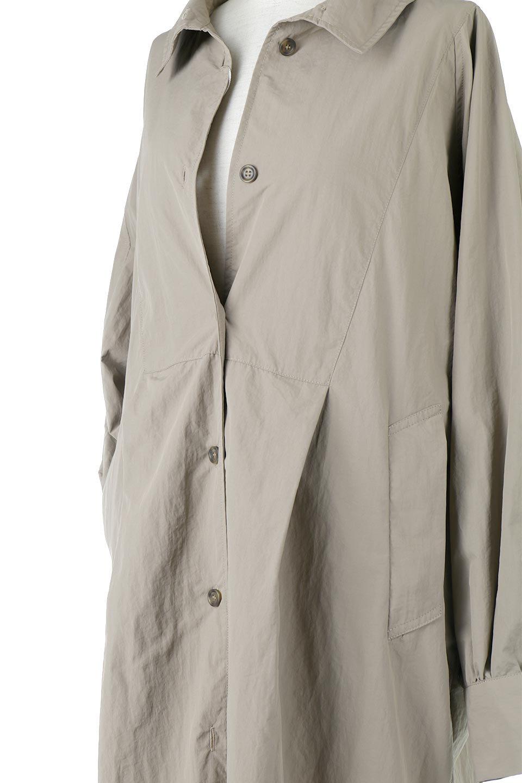 NylonWasherLightWeightCoatナイロンワッシャー・ライトコート大人カジュアルに最適な海外ファッションのothers(その他インポートアイテム)のアウターやコート。薄手で軽い素材感が魅力のナイロンコート。シャツ感覚で気軽に羽織れるアイテムで、春先にも大活躍間違いなし。/main-18