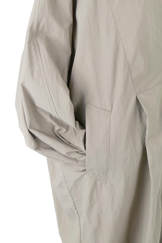 NylonWasherLightWeightCoatナイロンワッシャー・ライトコート大人カジュアルに最適な海外ファッションのothers(その他インポートアイテム)のアウターやコート。薄手で軽い素材感が魅力のナイロンコート。シャツ感覚で気軽に羽織れるアイテムで、春先にも大活躍間違いなし。/main-19