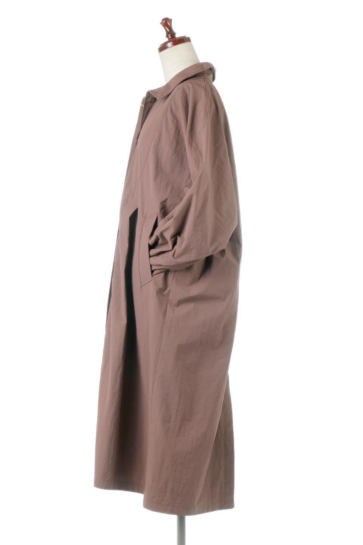 NylonWasherLightWeightCoatナイロンワッシャー・ライトコート大人カジュアルに最適な海外ファッションのothers(その他インポートアイテム)のアウターやコート。薄手で軽い素材感が魅力のナイロンコート。シャツ感覚で気軽に羽織れるアイテムで、春先にも大活躍間違いなし。/main-2