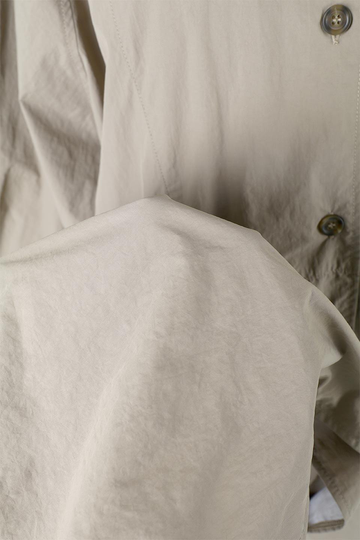 NylonWasherLightWeightCoatナイロンワッシャー・ライトコート大人カジュアルに最適な海外ファッションのothers(その他インポートアイテム)のアウターやコート。薄手で軽い素材感が魅力のナイロンコート。シャツ感覚で気軽に羽織れるアイテムで、春先にも大活躍間違いなし。/main-24