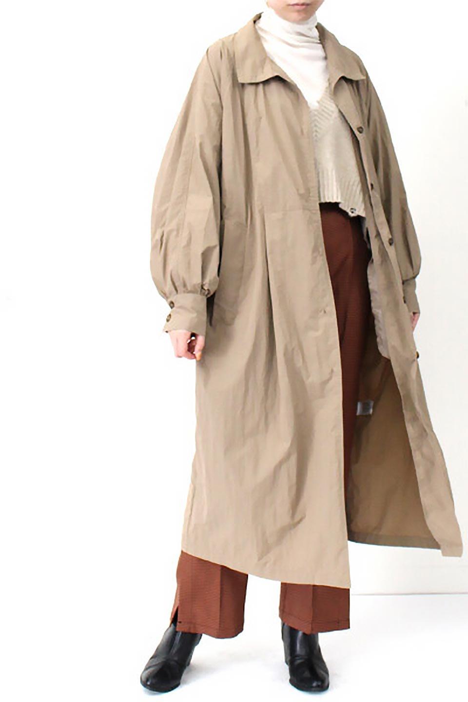 NylonWasherLightWeightCoatナイロンワッシャー・ライトコート大人カジュアルに最適な海外ファッションのothers(その他インポートアイテム)のアウターやコート。薄手で軽い素材感が魅力のナイロンコート。シャツ感覚で気軽に羽織れるアイテムで、春先にも大活躍間違いなし。/main-25