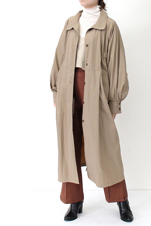 NylonWasherLightWeightCoatナイロンワッシャー・ライトコート大人カジュアルに最適な海外ファッションのothers(その他インポートアイテム)のアウターやコート。薄手で軽い素材感が魅力のナイロンコート。シャツ感覚で気軽に羽織れるアイテムで、春先にも大活躍間違いなし。/main-26