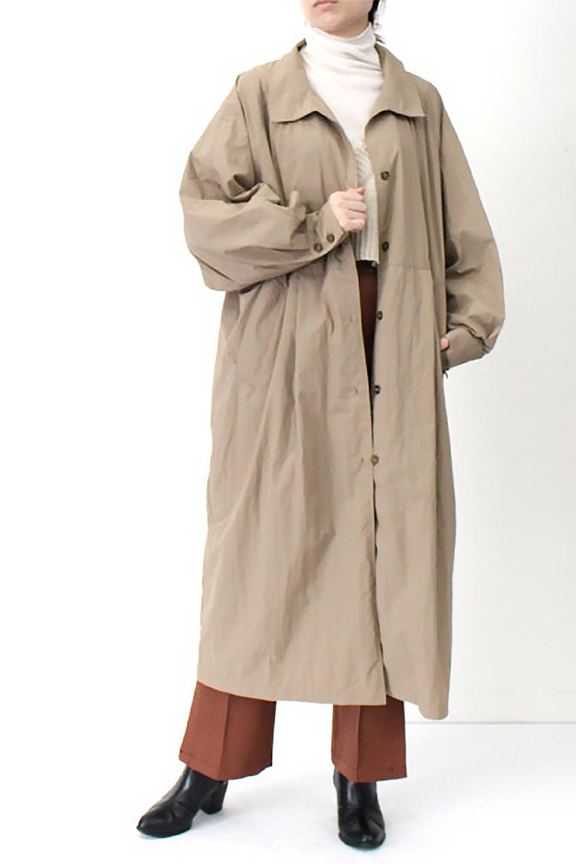 NylonWasherLightWeightCoatナイロンワッシャー・ライトコート大人カジュアルに最適な海外ファッションのothers(その他インポートアイテム)のアウターやコート。薄手で軽い素材感が魅力のナイロンコート。シャツ感覚で気軽に羽織れるアイテムで、春先にも大活躍間違いなし。/main-28