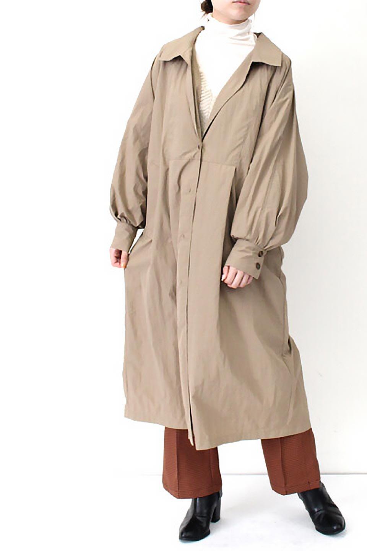 NylonWasherLightWeightCoatナイロンワッシャー・ライトコート大人カジュアルに最適な海外ファッションのothers(その他インポートアイテム)のアウターやコート。薄手で軽い素材感が魅力のナイロンコート。シャツ感覚で気軽に羽織れるアイテムで、春先にも大活躍間違いなし。/main-29