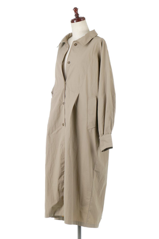 NylonWasherLightWeightCoatナイロンワッシャー・ライトコート大人カジュアルに最適な海外ファッションのothers(その他インポートアイテム)のアウターやコート。薄手で軽い素材感が魅力のナイロンコート。シャツ感覚で気軽に羽織れるアイテムで、春先にも大活躍間違いなし。/main-6