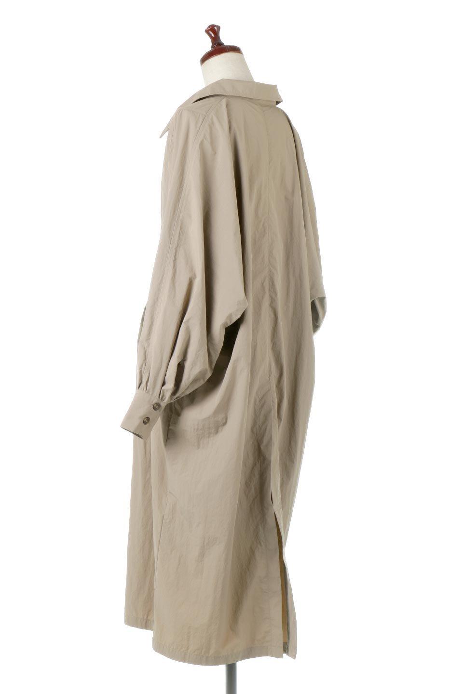 NylonWasherLightWeightCoatナイロンワッシャー・ライトコート大人カジュアルに最適な海外ファッションのothers(その他インポートアイテム)のアウターやコート。薄手で軽い素材感が魅力のナイロンコート。シャツ感覚で気軽に羽織れるアイテムで、春先にも大活躍間違いなし。/main-8